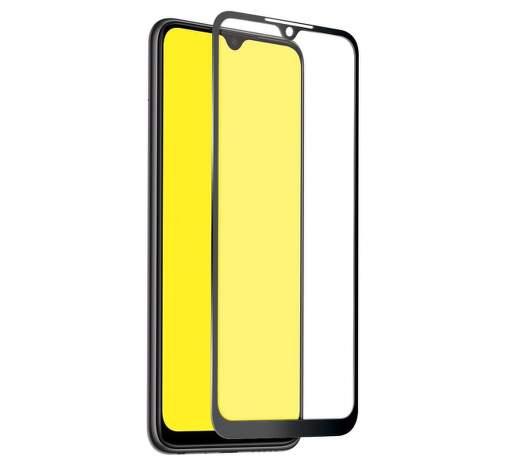 SBS Full Cover tvrzené sklo pro Motorola Moto G8 Power Lite, černá