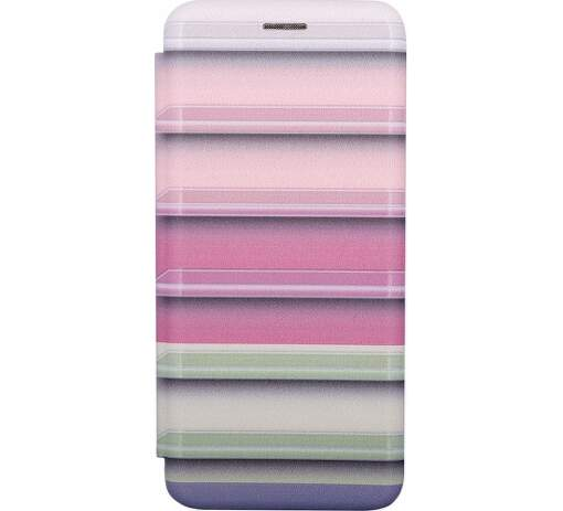 Winner Evolution 3D flipové pouzdro pro Samsung Galaxy A51, růžová