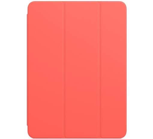 Apple Smart Folio MH093ZM/A pouzdro na iPad Air (2020) citrusově růžové
