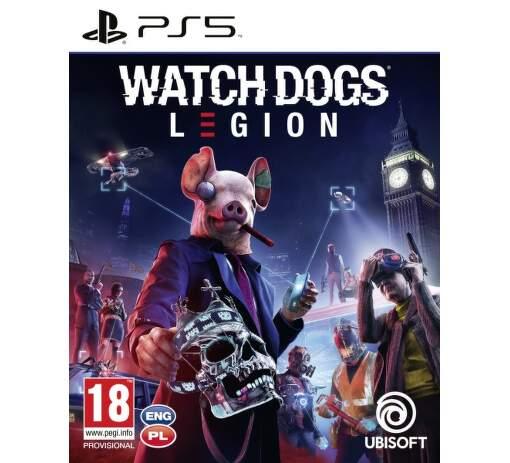 Watch Dogs Legion PS5 hra