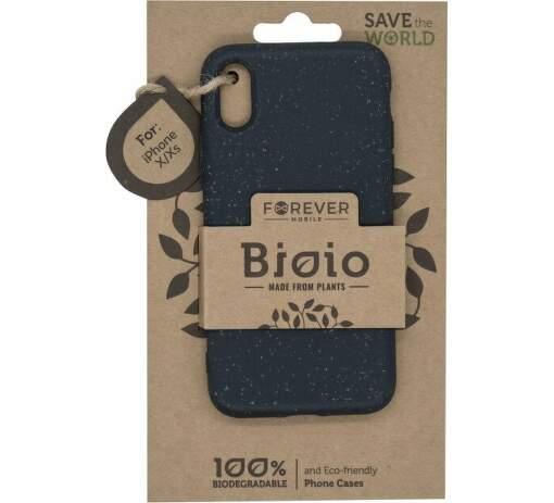 Forever Bioio zadní kryt pro Apple iPhone XS a X černý