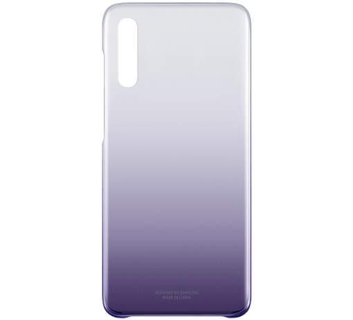 Samsung Gradation Cover zadní kryt pro Samsung Galaxy A70, fialová