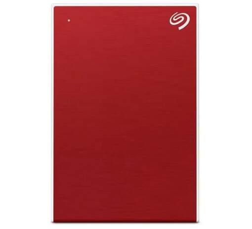 Seagate Backup Plus Slim 2TB červený