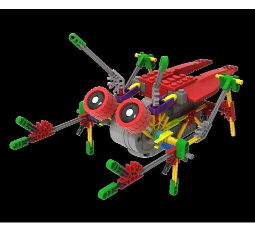 Carneo Robotic Cicada stavebnice