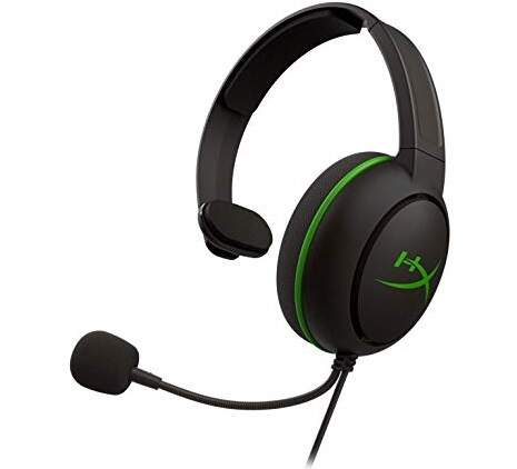 HyperX CloudX Chat pro Xbox One