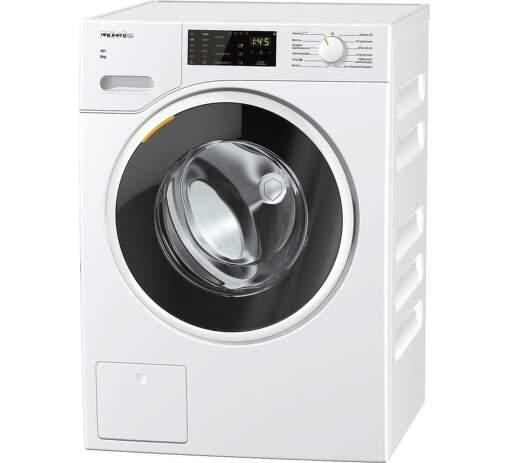 MIELE WWD 120, bílá pračka plněná zepředu
