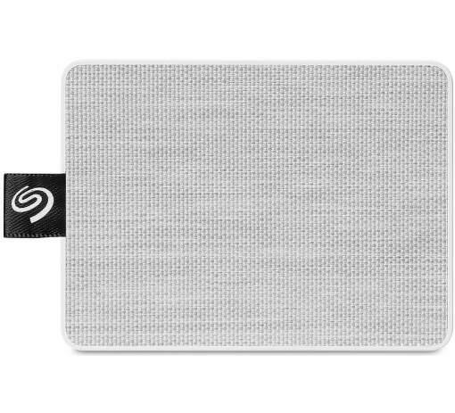 Seagate One Touch SSD 1TB bílý