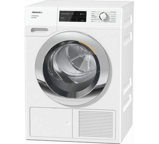 Miele TEJ 675 WP, Sušička prádla