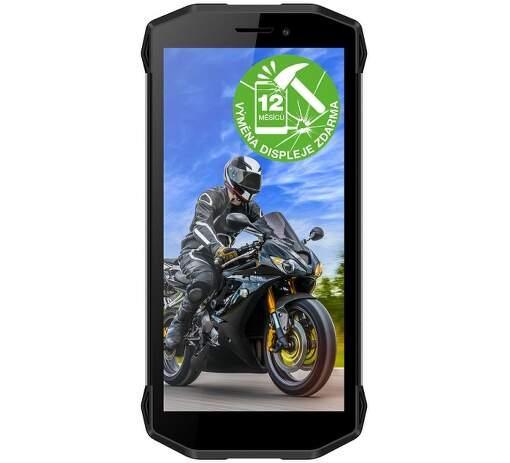 Evolveo StrongPhone G5 černý