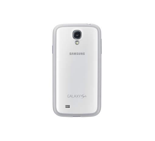 SAMSUNG zadný kryt EF-PI950BW pre Galaxy S4 (i9505), biely