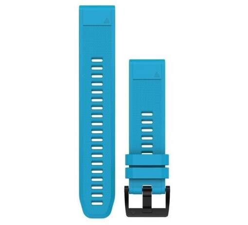 Garmin QuickFit 22 řemínek, světle modrý