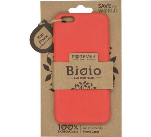 Forever Bioio pouzdro pro iPhone 6 Plus červené