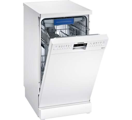 SIEMENS SR236W01ME, bílá myčka nádobí