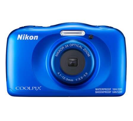 Nikon Coolpix W150 Kit modrý
