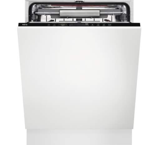 AEG FSK83717P, Vestavná myčka nádobí