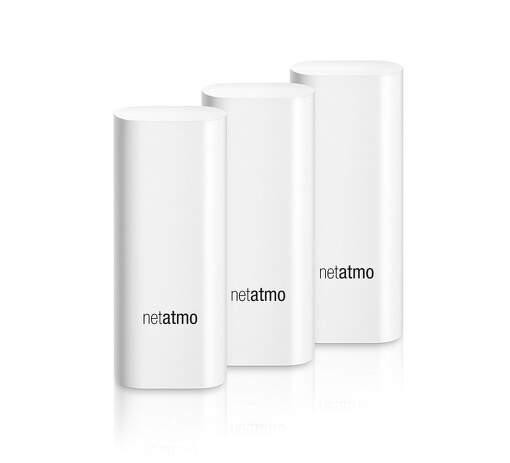 Netatmo Smart Door and Window DTG-EC
