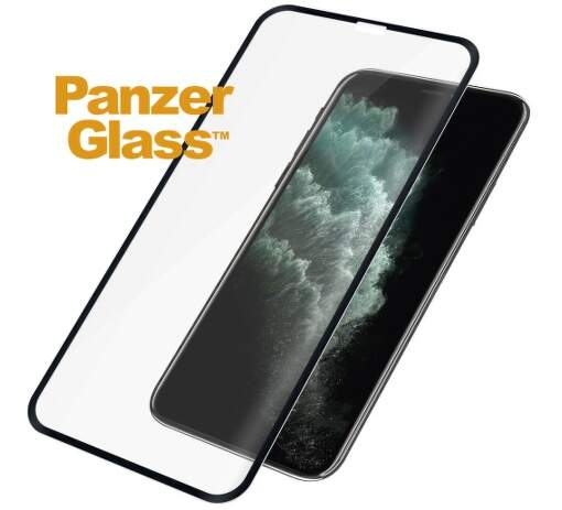 PanzerGlass Premium tvrzené sklo pro Apple iPhone 11 Pro Max/Xs Max, černá