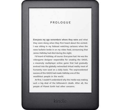 Amazon Kindle Touch 2020 černá