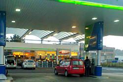 Antoš - ČS Benzina
