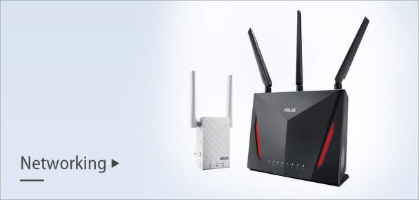 Asus síťové prvky