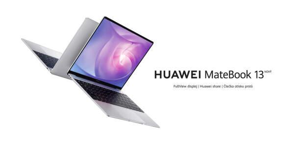 Notebooky Huawei