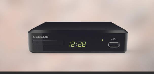 DVB-T2 setopboxy