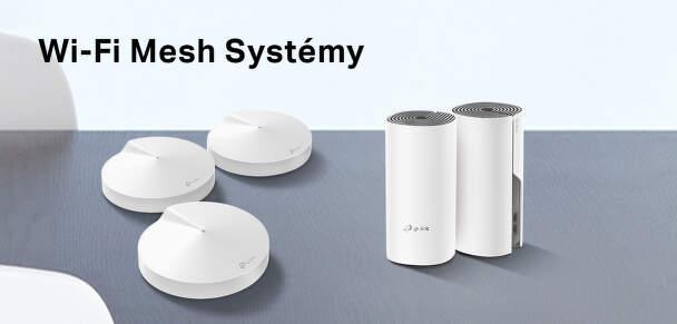 Wi-Fi Mesh systémy