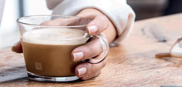 Nabídka káv Nespresso
