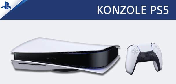 Konzole PS5