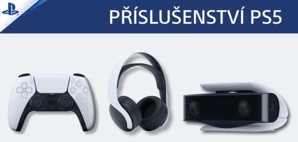 Příslušenství PS5