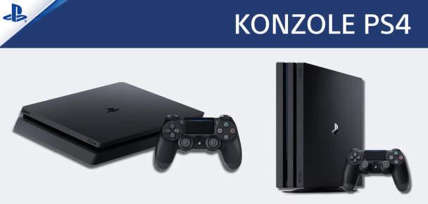 Konzole Playstation 4