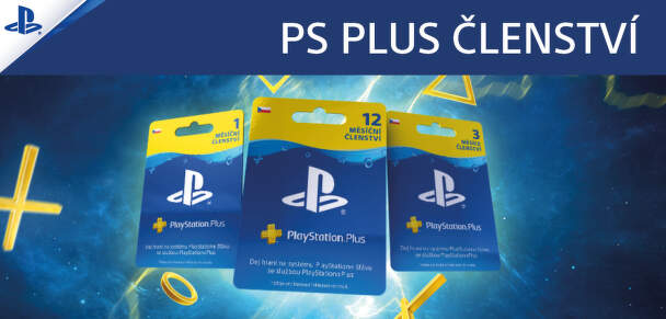 PS Plus členství