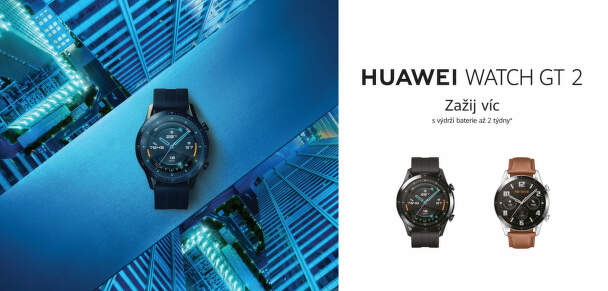 Nositelná elektronika Huawei