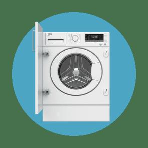 Vestavné pračky a sušičky