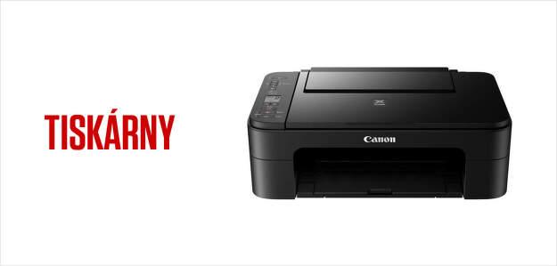 Tiskárny Canon